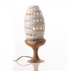 Cocoon Lamp Ambient Lighting off