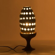 Cocoon Lamp Ambient Lighting on
