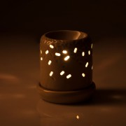 Beras Wutah Oil Burner Ambiance spa accessorizes Bali