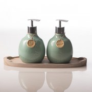 Beras Wutah Bathroom hotel amenities Bali Celadone