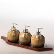 Coconut Series Bathroom Amenities