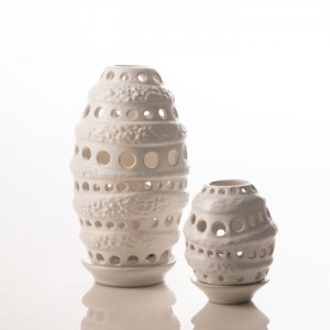 Cocoon Candle Holder Group