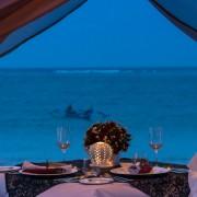 Relax romatic dinner