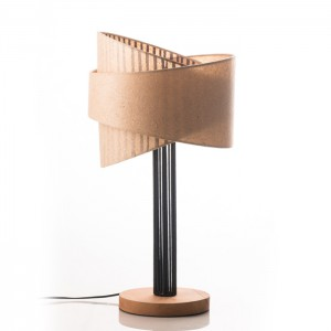 Embracing Table Lamp Ambient Lighting off