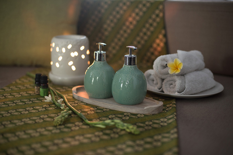 Javanese Modern Spa Design