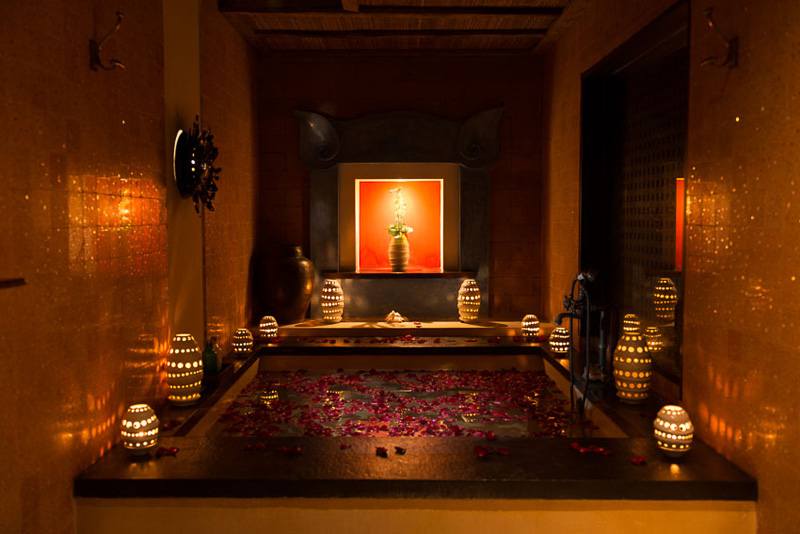 Create beautifull ambiance for your Spa