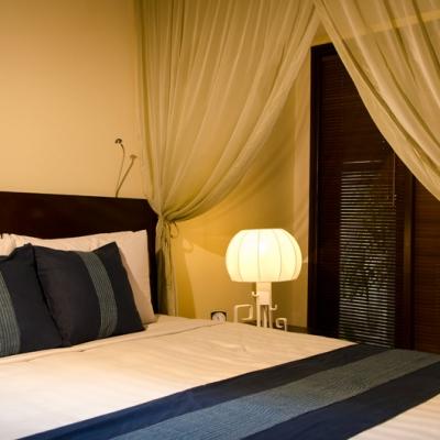 Simply Indigo Ambiance Bedroom
