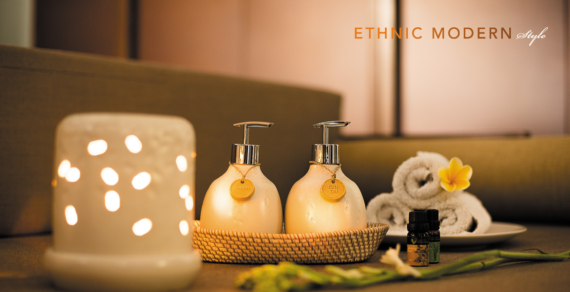 Ethic Modern Style Spa Design