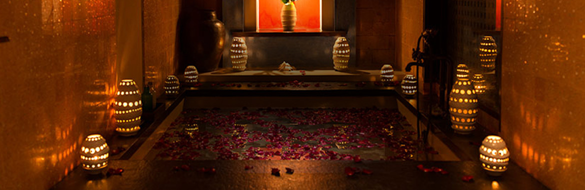 Create Beautiful Ambiance for Your Spa