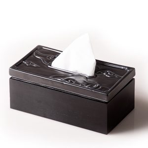 balinese tissue box white,bathroom amenities,bedroom accesories