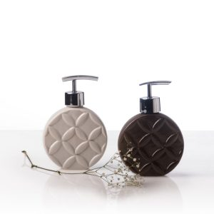 kawung bottle amenities2, bathroom amenities, spa products, villa