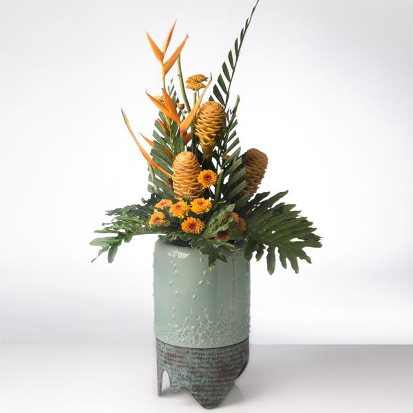 beras wutah vase big,bedroom design,living room decoration