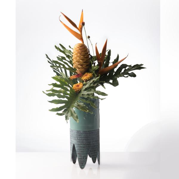 beras wutah vase medium,bedroom design,living room decoration