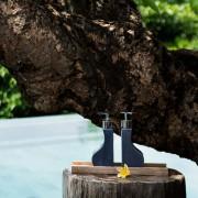 Balinese Temple Bathroom hotel amenities Bali