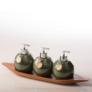 Coconut Series Bathroom Amenities