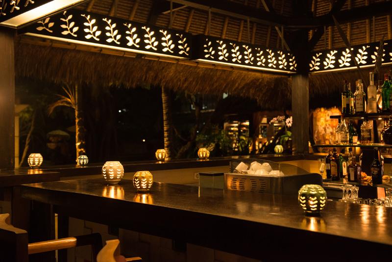 Energetic Bar Ambient Lighting