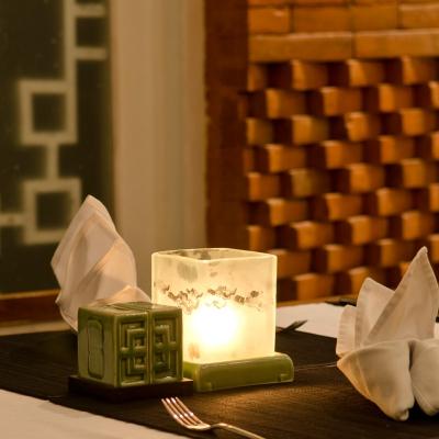 Oriental Style Table Top Interior Design Ideas