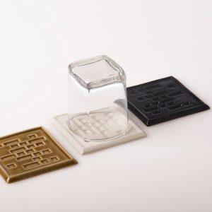 brick coaster, dining restaurant,interior accesories (2)